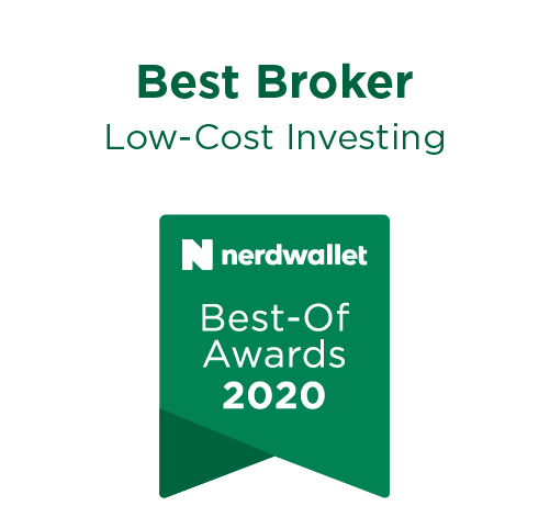 NerdWallet Award