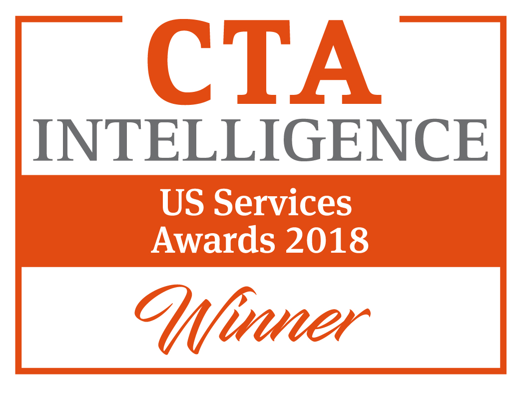 CTA Intelligence US Services Award - ベストFCM - テクノロジー
