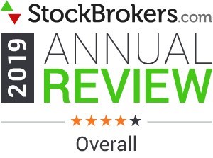 stockbrokers.com 2019 overall 4 stars